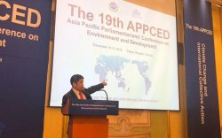 УИХ-ын дэд дарга Я.Санжмятав тэргүүтэй төлөөлөгчид Ази, Номхон далайн орнуудын парламентчдын чуулганд оролцож байна