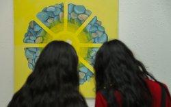 Залуу уран бүтээлч Б.Алтантовч, Ж.Дархижав нарын хамтарсан үзэсгэлэн нээгдлээ