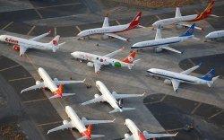 """""""Boeing 737 MAX"""" онгоцны үйлдвэрлэлийг зогсоожээ"""