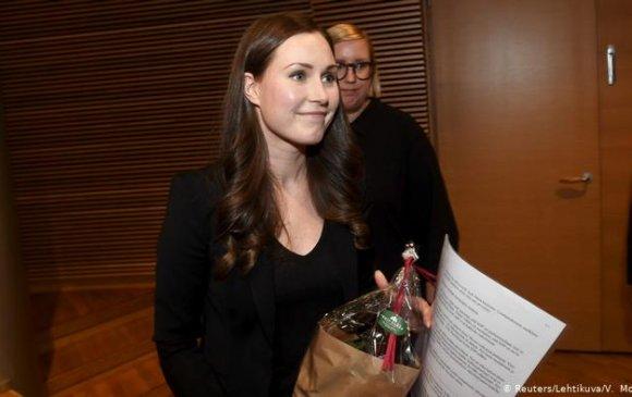 Финланд: 34 настай бүсгүй дэлхийн хамгийн залуу Ерөнхий сайд боллоо