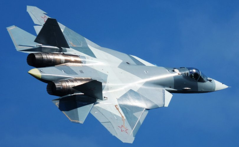 Оросын Су-57 сөнөөгч үйлдвэрийн туршилтын үеэр сүйрчээ