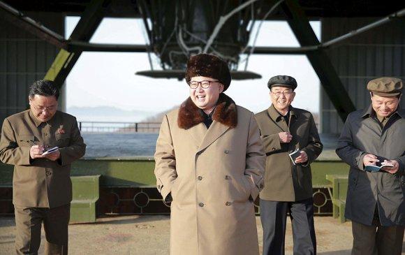 Хойд Солонгос: АНУ-тай яриа хэлэлцээ хийх шаардлага алга