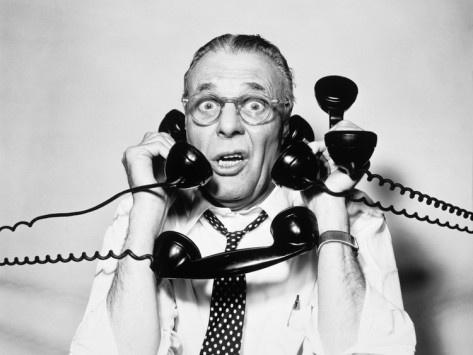 Үүрэн телефоны оператор руу 24 мянган удаа залгасан хэрэглэгчийг баривчилжээ