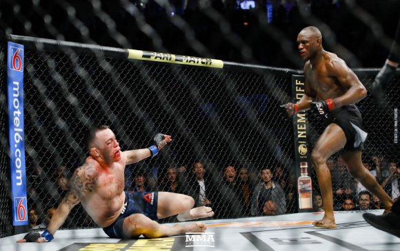UFC 245-ийн эргэн тойронд