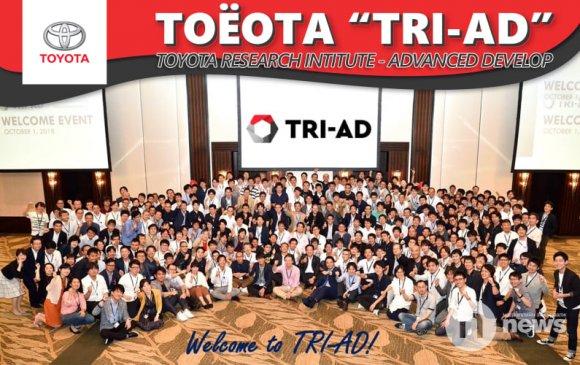 Дэлхийн хамгийн аюулгүй автомашин үйлдвэрлэх зорилготой TRI-AD компанийн сэтгэл хөдөлгөм цоо шинэ төслүүд