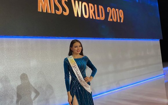 Үндэсний ялагч мисс М.Цэвэлмаа эх орондоо ирнэ