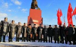 ЗХУ-ынмаршал К.К.Рокоссовскийн хөшөө, музейн нээлтэд оролцлоо