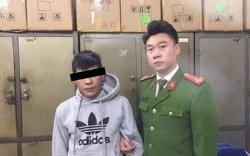 Дахин нэг монгол Вьетнамд хулгай хийж байгаад баригджээ