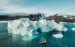 Дэлхийн хоёр дахь том мөсөн давхарга тооцоолсноос хурдацтай хайлж байна