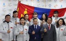 Залуучуудын өвлийн олимпод Монгол Улсын 6 тамирчин оролцоно