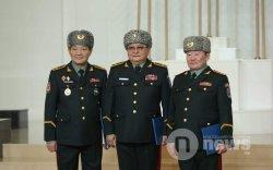 Шинэхэн Генералууд хэн бэ?