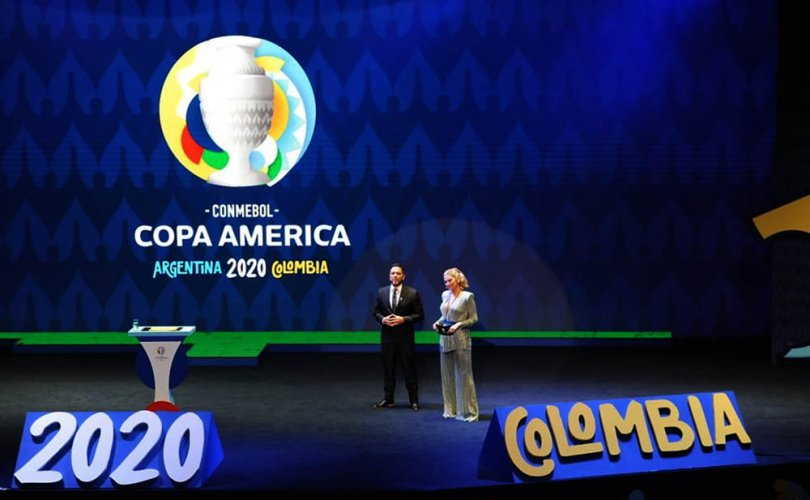 Копа Америка 2020 оны сугалаа явагдлаа