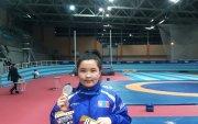 Спортын мастер Д.Цогзолмаа мөнгөн медаль хүртлээ