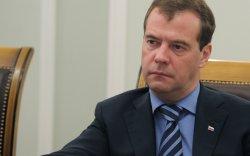 Медведев: Хориг тавьсан нь Оросын эсрэг үзэлтнүүдийн хийрхэл