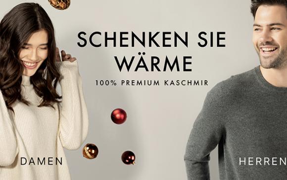 Герман, Австри, Швейцарь зэрэг герман хэлтэй хэрэглэгчдэд зориулсан de.gobicashmere.com онлайн дэлгүүр нээгдлээ