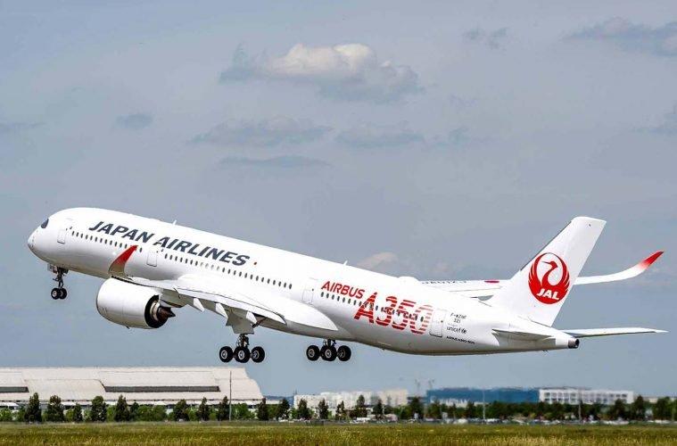 """""""Japan Airlines"""" 50 мянган ширхэг тасалбар үнэгүй тараана"""