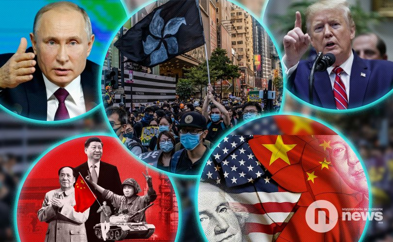 NEWS: 2019 онд Дэлхий дахинд өрнөсөн онцлох үйл явдал