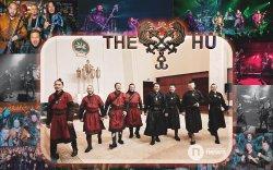 """""""The Hu"""" хамтлагийнханд """"Чингис хаан"""" одон гардууллаа"""