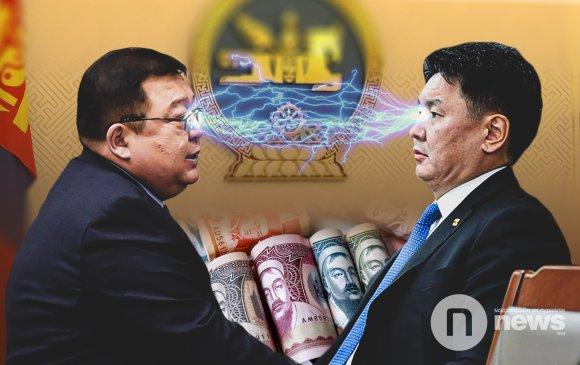 АН сонгуулийн санхүүжилтээ зарлалаа, МАН яав!