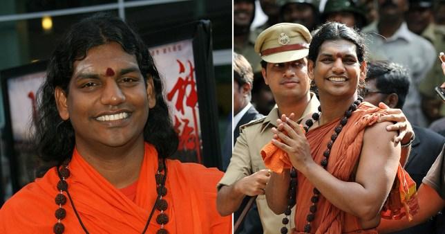 """Энэтхэгийн """"амьд бурхан"""" өөрийн гэсэн улс байгуулснаа зарлажээ"""
