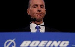 """""""Boeing 737 Max"""" ослын хариуцлагыг гүйцэтгэх захирал хүлээв"""