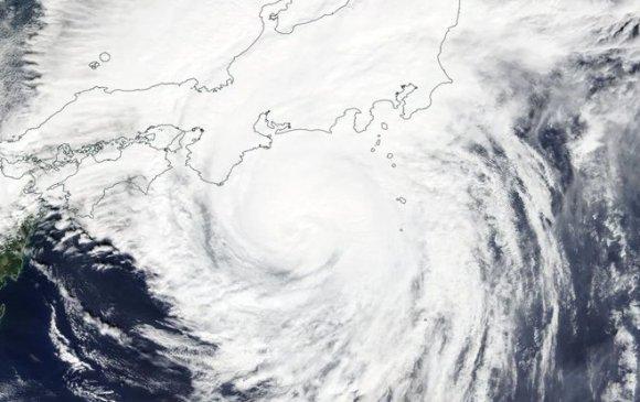 Япон улс шинэ оноо хүчтэй шуургатай угтаж магадгүй байна
