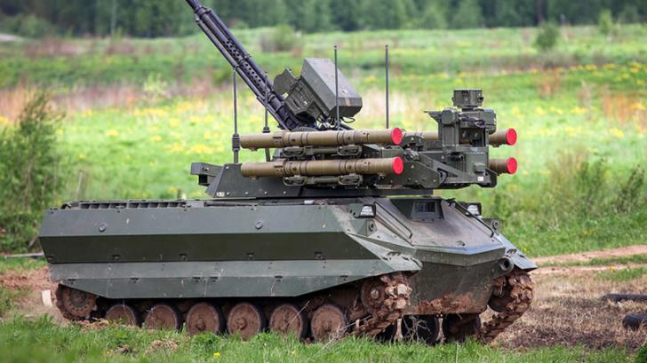 ОХУ анхны дайны роботууд үйлдвэрлэнэ