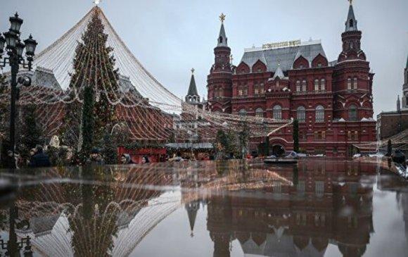 Москвад агаарын хэм +6,2 хүрч дулаарчээ