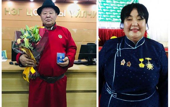 Монгол Эм Импэкс Концерны ажилтнууд шагнал хүртлээ