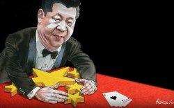 Хонгконг, Шинжаан, худалдааны дайн-Ши Жиньпиний харш жил