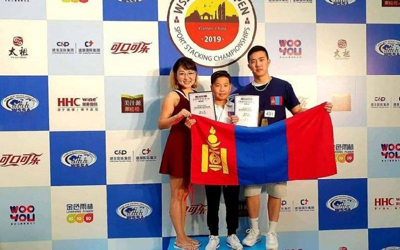 Монгол Улсын 3-6-3 өрөлтийн рекордыг шинэчлэв