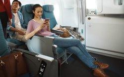 Korean Air: Ослын хаалганы дэргэдэх суудлыг нэмэлт төлбөртэй болгоно