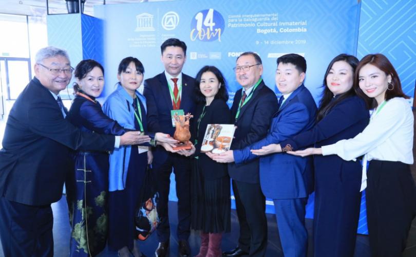 ЮНЕСКО-ийн Монгол өвийн жагсаалт нэгээр нэмэгдлээ