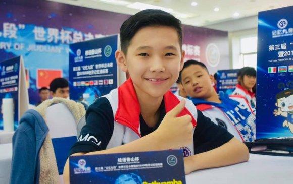 Монгол хүү дэлхийн рекордыг шинэчиллээ