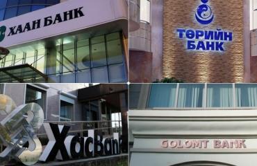 Баярын өдөр банкуудын ажиллах хуваарь
