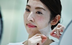 Япон: Дэлхийн анхны шүршдэг маск бүтээжээ