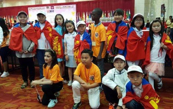 Монгол хүүхдүүд 36 алтан цом, зургаан мөнгөн цом хүртжээ