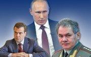 С.Шойгу, Д.Медведев нар Ерөнхийлөгчөд өрсөлдөх үү?