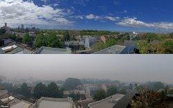 Сидней хот агаарын бохирдлоороо дэлхийд тэргүүлж байна
