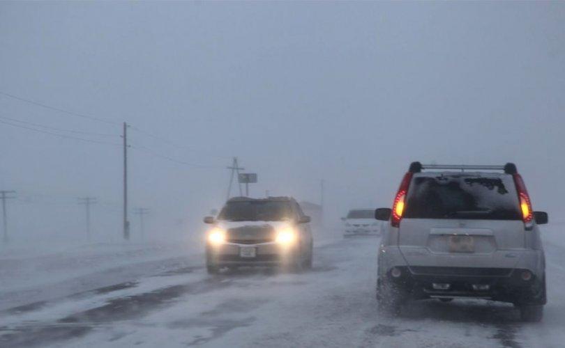 Маргаашнаас нийт нутгаар цас орж, шуурна