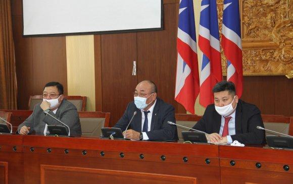 АН-ын зөвлөл байнгын хороог хуралдуулах санал хүргүүллээ