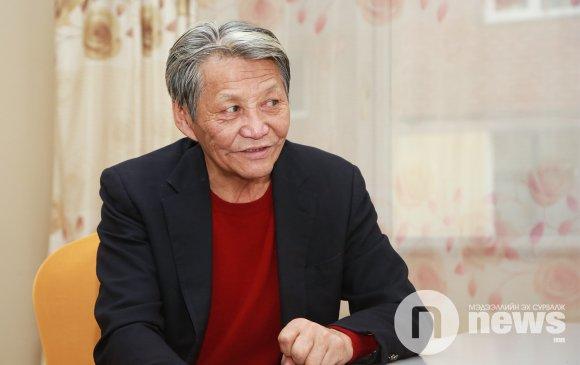 С.Жамъянхорол: Төр түмэн хүүхдийн сайхан энергиэр Монгол Улсын Гавьяат багш цолыг хүртсэн
