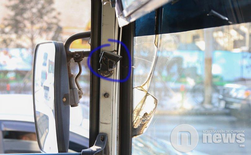 Анхаар, автобусанд суурилуулсан камераар зөрчил илрүүлж эхэллээ