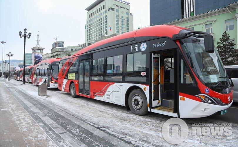 Цахилгаан автобусанд найман жилийн баталгаа өгчээ
