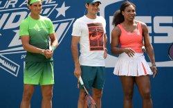 Серена, Федерер, Надал нар хандивын тэмцээн зохион байгуулна