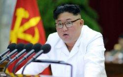 Ким Жон Уны ээлжит сүрдүүлэг