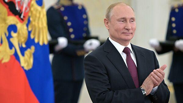 Путин Ерөнхийлөгчийн 20 жил