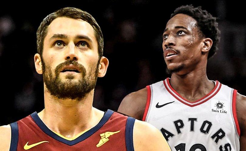 NBA-ийн удахгүй хийгдэх боломжтой наймаанууд