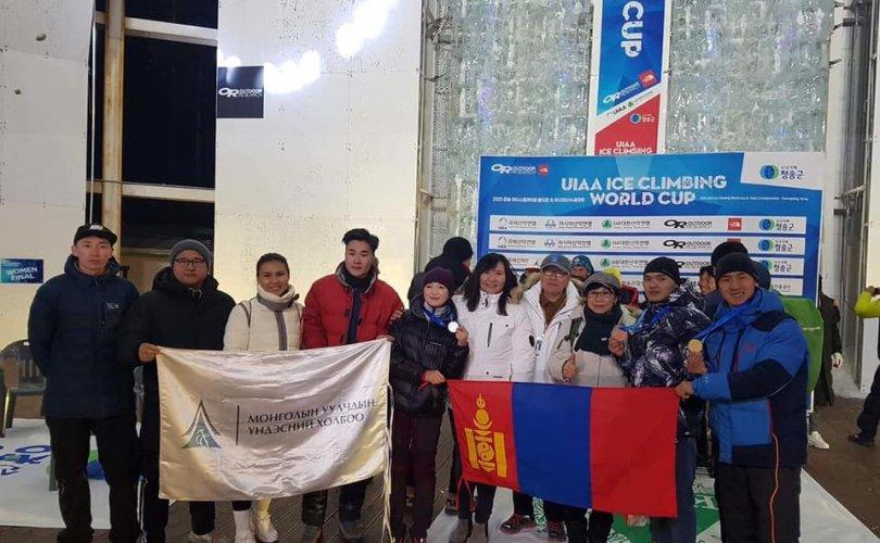 Монголын тамирчид Чонгсоны Азийн аваргаас хоёр алт хүртлээ