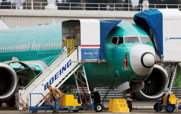 """""""Боинг 737 Макс"""" онгоцны компьютер асуудалтай"""
